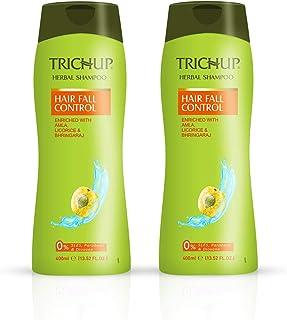 Trichup Hair Fall Control Herbal Hair Shampoo (400 ml) (Pack of 2)