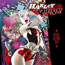 Harley Quinn Official 2018 Calendar - Square Wall Format
