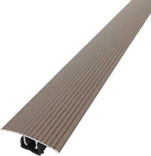 """M-D Building Products Cinch T-Molding w/SnapTrack (Fluted) 36"""" Spice Spice"""