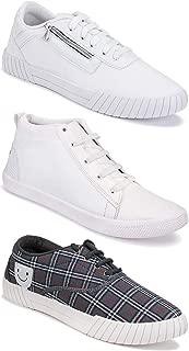 Zenwear Combo Pack of 3,Sports Running Shoe for Men