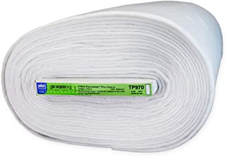 Pellon TP970 Thermolam Plus Sew-In -Needle Punched (Bolt 20 Yard) White