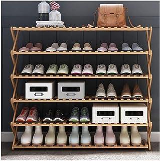 Cabinet de chaussures anti-poussière Porte-chaussures en bois, banc de rangement □ placard, salle de bains, cuisine, organ...