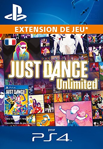 Just Dance Unlimited-12 months [Extension De Jeu] [Code Jeu PSN PS4 - Compte français]