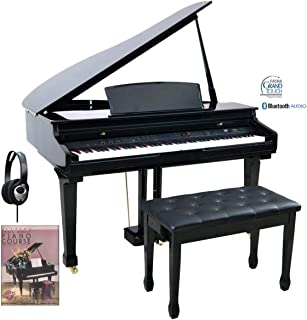 Artesia AG-40 Grand Digital Piano Deluxe Bundle