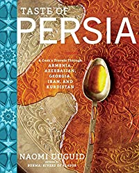 Taste Of Persia cookbook