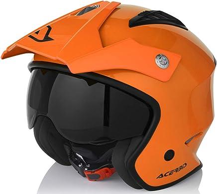 Acerbis CASCO JET ARIA M (57/58) Neon Orange preisvergleich preisvergleich bei bike-lab.eu