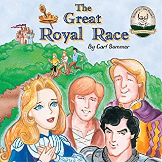 The Great Royal Race cover art