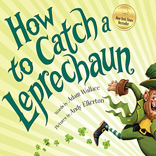How to Catch a Leprechaun audiobook cover art
