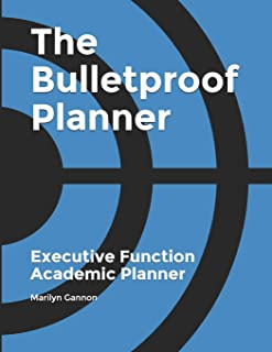 executive functioning student planner