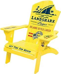 ShelterLogic Outdoor LandShark Bite Adirondack Chair