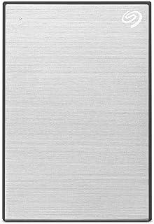 Seagate Backup Plus Portable 4T External HDD USB 3.0 Silver PN: STHP4000401