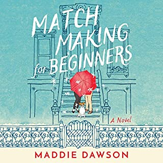Matchmaking for Beginners audiobook cover art