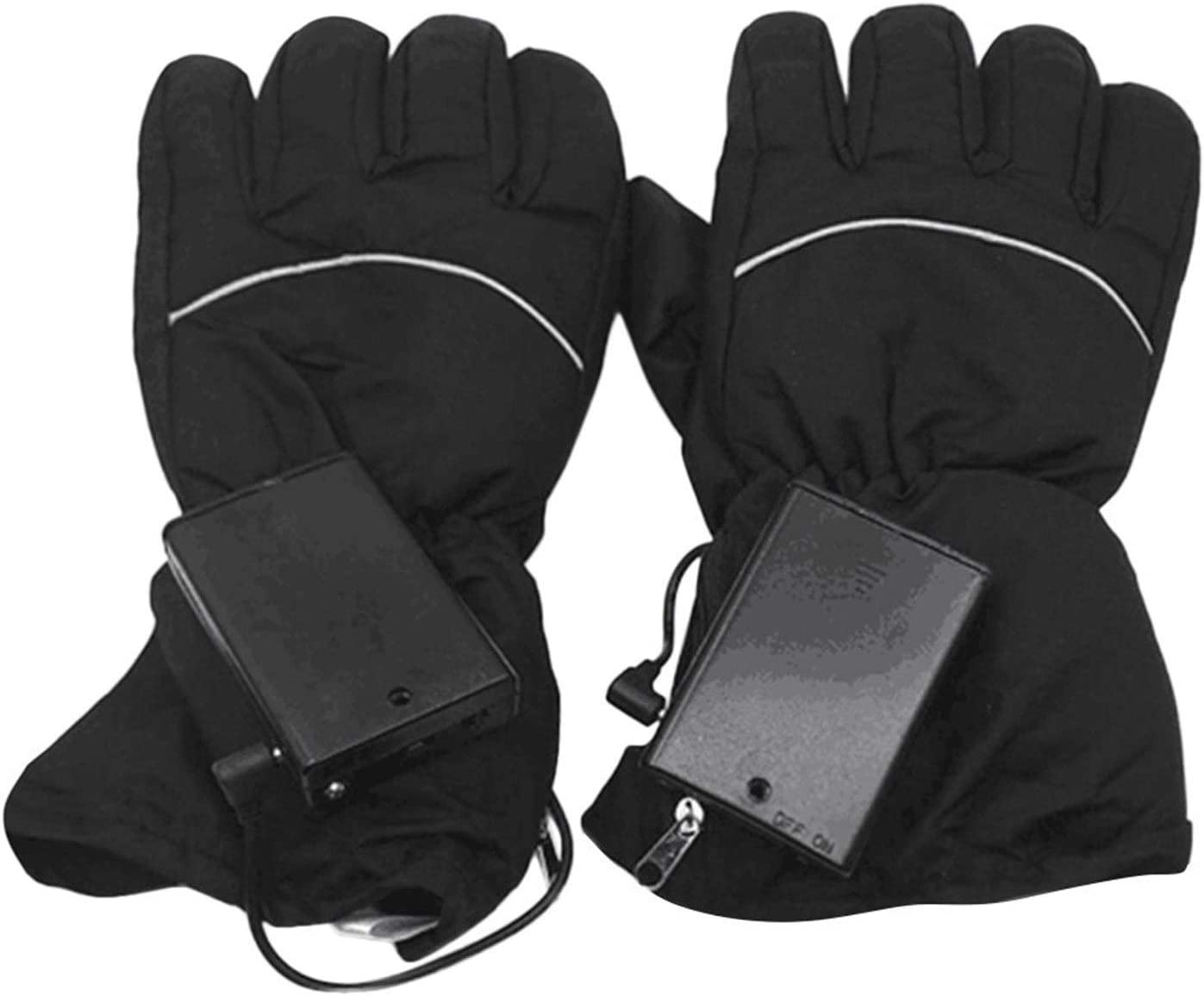 ZZTT Autumn and Winter Gloves Can Keep Quick and Portable Outside, Men's Easy Gloves Warm and Comfortable Gloves for Men or Momen (Color : A)
