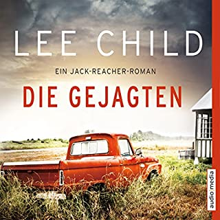 Die Gejagten     Jack Reacher 18              By:                                                                                                                                 Lee Child                               Narrated by:                                                                                                                                 Michael Schwarzmaier                      Length: 7 hrs and 44 mins     Not rated yet     Overall 0.0