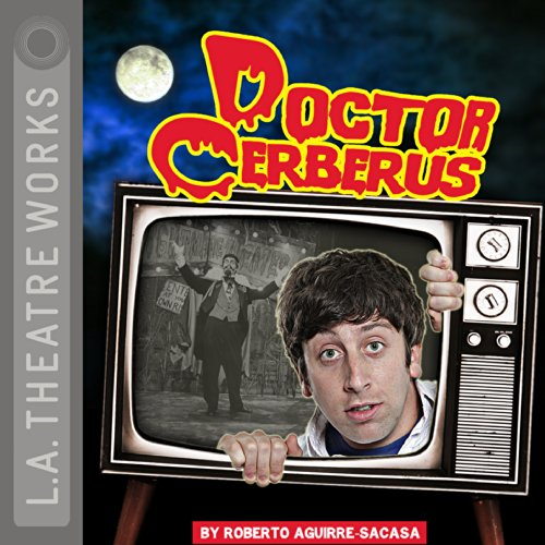 Doctor Cerberus cover art