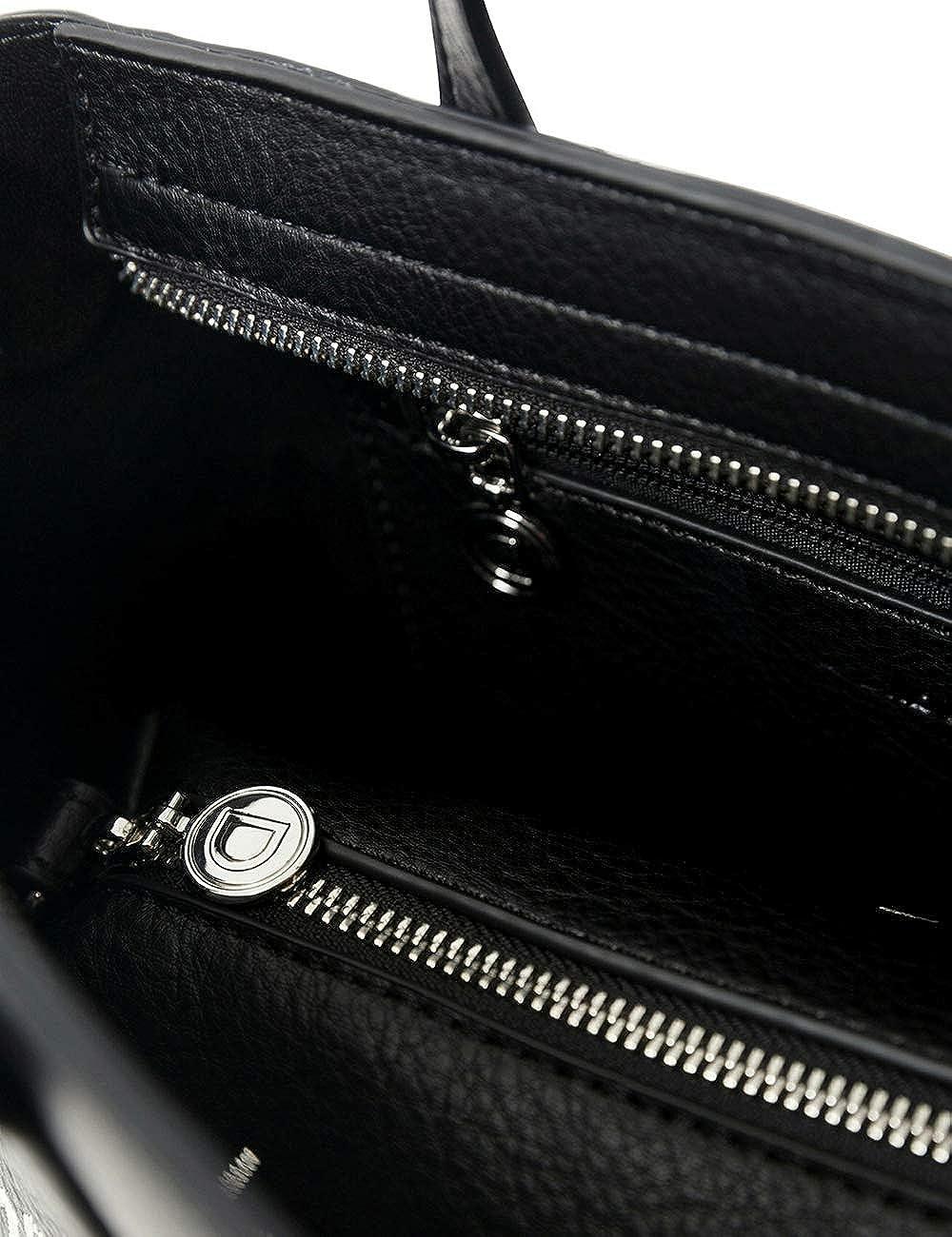 U Desigual Damen Pu SHOPPING BAG
