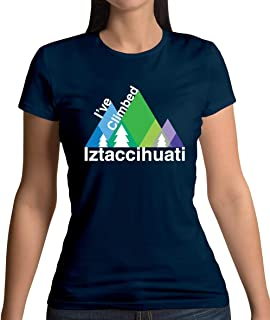 Ive Climbed IZTACCIHUATI - Womens T-Shirt - 13 Colours