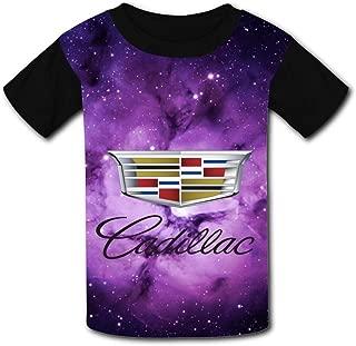 Boini Jaguar Car Logo Basic Daily Wear Cotton Graphic T Shirts for Girls and Boys