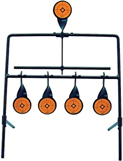 Resetting Targets with Portable Design and Shooting Spots for Outdoor, Range, Shooting and Hunting
