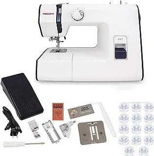 Necchi EV7 Mechanical Sewing Machine with Exclusive Bonus Bundle