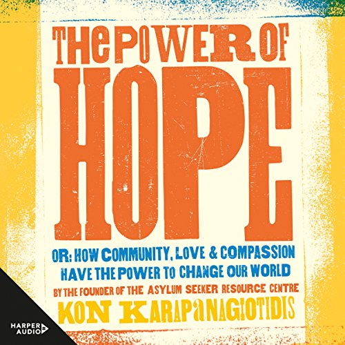 The Power of Hope audiobook cover art