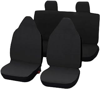 Lupex Shop Citroen C1 einfarbige Sitzbezüge   grau