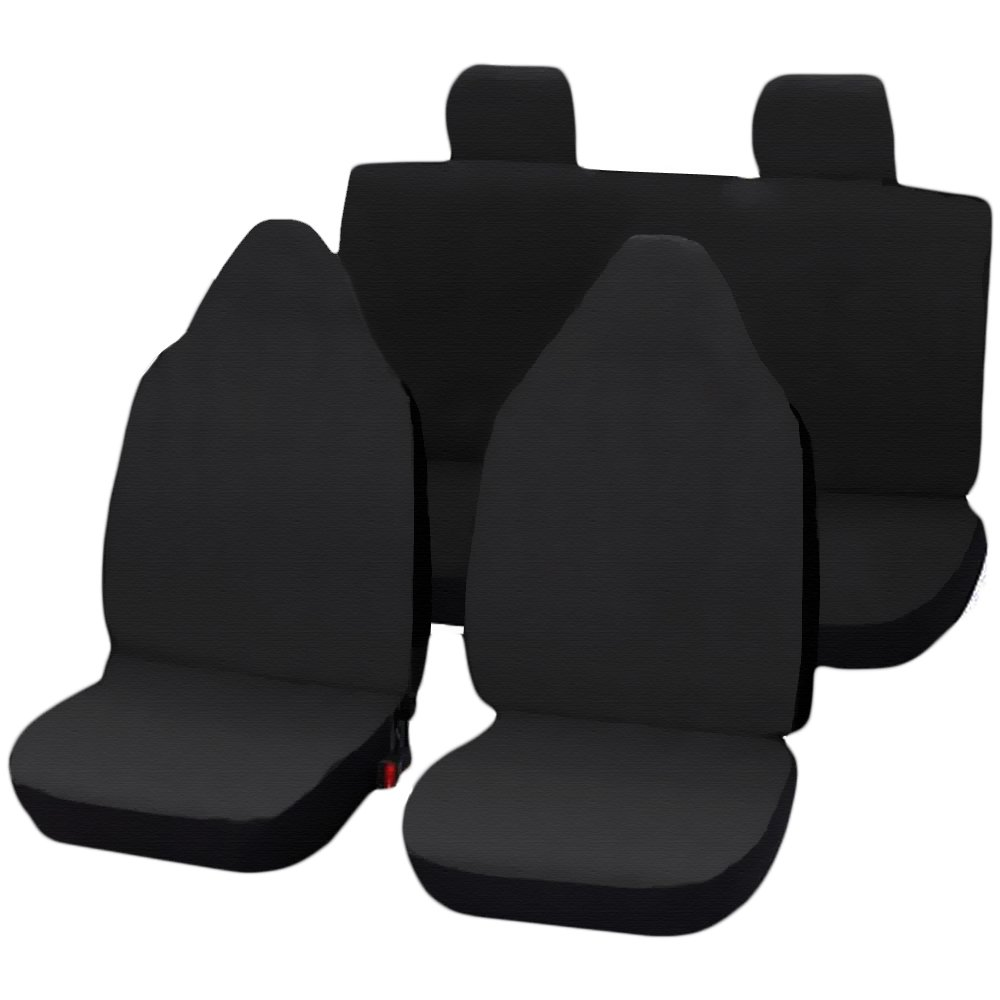 Sitzbezüge grau//schwarz SP PEUGEOT 306 1999