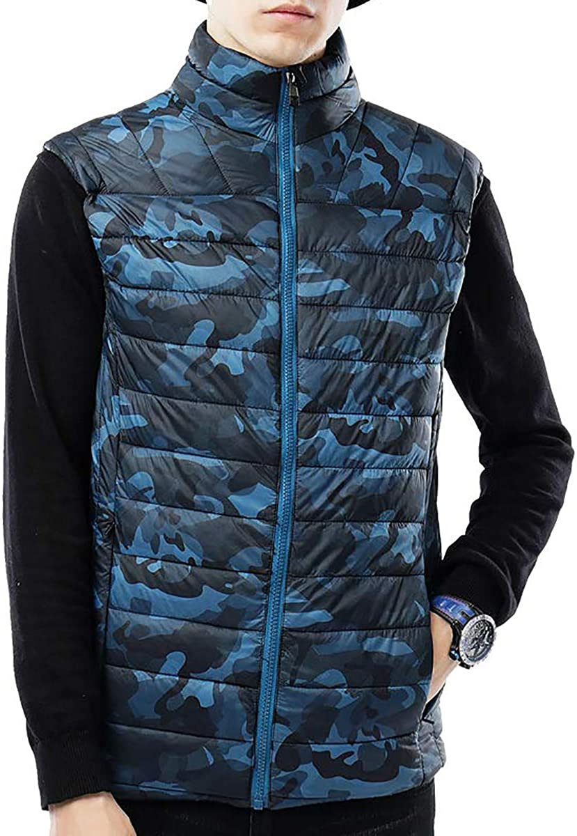 Puffer jackets Men Lightweight Puffer Jacket Water Resistant Quilted Puffer Coat With Hood