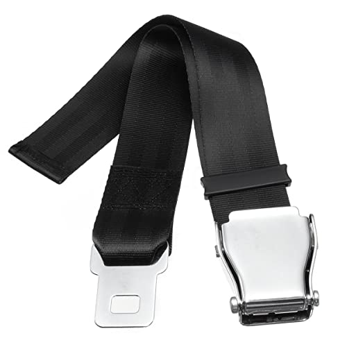 Air Canada Airplane Seat Belt Extender aircraft Extra long belt with buckle extender adapts to most major airlines belt