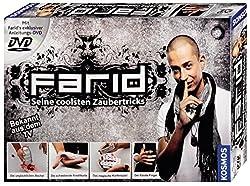Farid seine coolsten Zaubertricks