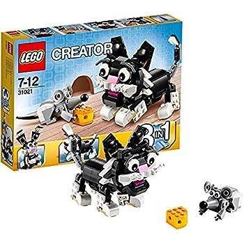 レゴ (LEGO) クリエイター・キャット&マウス 31021