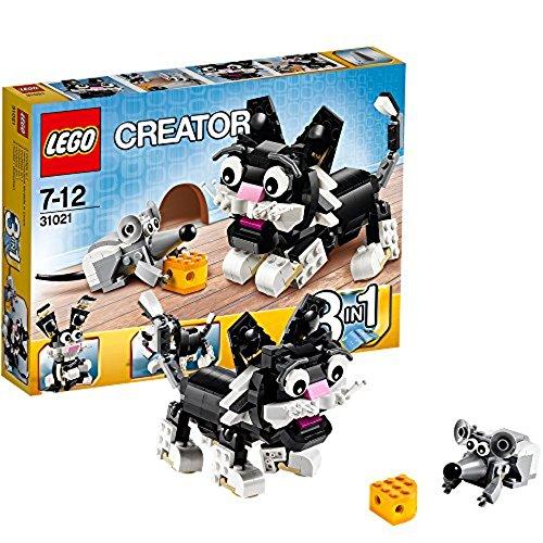 LEGO 31021 - Creator Katze und Maus