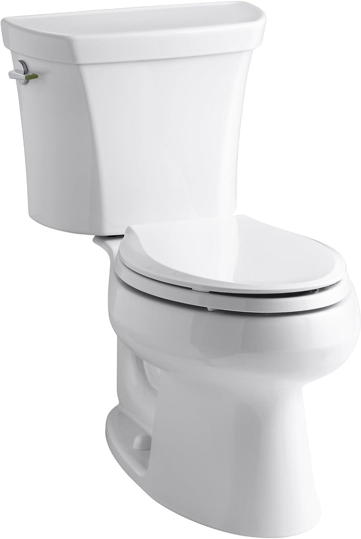 KOHLER K-3988-0 Wellworth Toilet