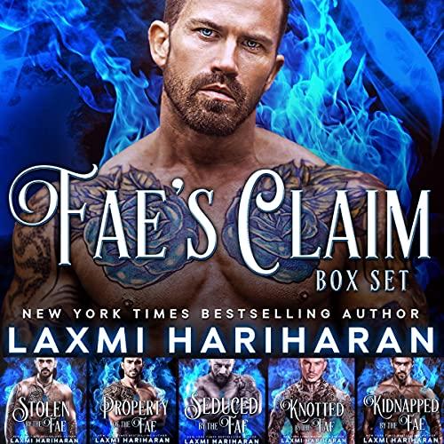 Fae's Claim Boxset Audiobook By Laxmi Hariharan cover art
