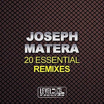 Joseph Matera 20 Essential Remixes
