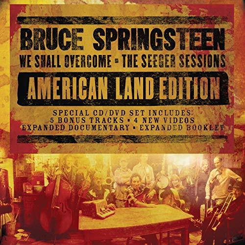 Price comparison product image We Shall Overcome: The Seeger Sessions (American Land Edition) (CD / DVD)