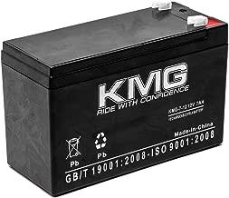 KMG 12V 7Ah F1 / F2 Terminal Sealed Lead Acid KMG-7-12 Battery Replaces Yuasa NP7-12