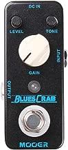 Mooer Blues Crab, classic blues overdrive