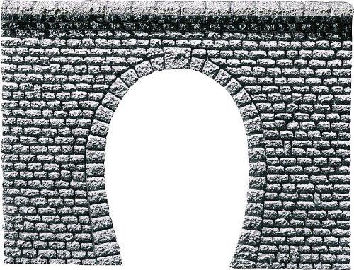 "FALLER 170880 - Tunnelportal Profi ""Naturstein Quader"",1-gleisig"
