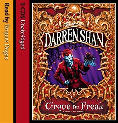 Cirque Du Freak (The Saga of Darren Shan)の詳細を見る