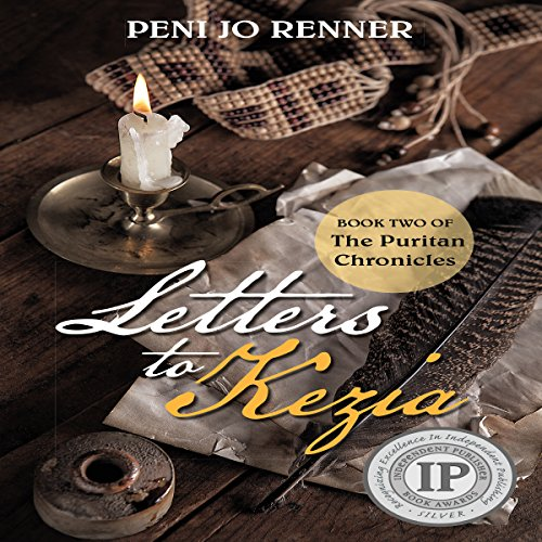 Letters to Kezia: Book Two of The Puritan Chronicles audiobook cover art