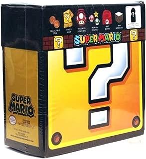CultureFly Super Mario Collectibles Box, Mini Note Block
