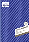 AVERY Zweckform 931 Post-Ein-/Ausgangsbuch (A4,...
