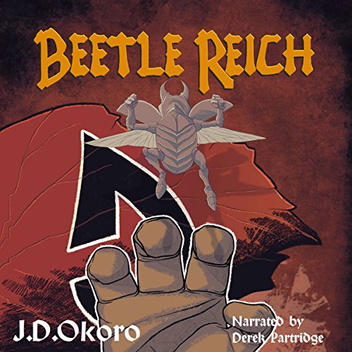Beetle Reich audiobook cover art