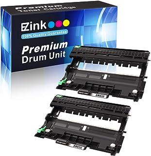 E-Z Ink (TM) Compatible Drum Unit Replacement for Brother DR630 DR 630 to use with DCP-L2520DW DCP-L2540DW HL-L2300D HL-L2305W HL-L2320D HL-L2340DW HL-L2360DW HL-L2380DW HL-L2680W MFC-L2700DW (2 Pack)