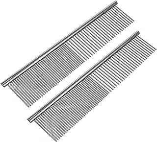Best metal cat grooming comb Reviews