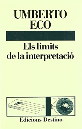 Els Limits de La Interpretacio. (L'ancora)