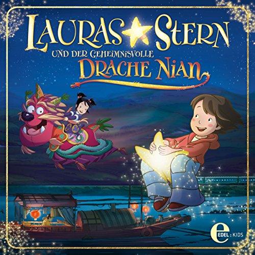 Lauras Stern und der geheinmisvolle Drache Nian (Lauras Stern - Das Original-Hörspiel zum 2. Kinofilm) Titelbild