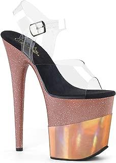Women's Flamingo-808-2HGM Ankle-Strap Sandal