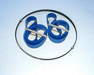 "Urethane Band Saw Tires Set 1/8"" Blade For Jet JWBS-12OS Super Duty Bandsaw Wheel Tires"